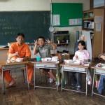 小学校での小学4年理科の授業