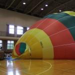熱気球教室