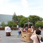 指定管理業者主催で公園や市民会館祭りなど